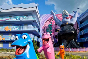 Disney's Art of Animation Resort - Walt Disney World Resort - Орландо, штат Флорида, США (Orlando, Florida, USA)