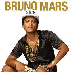 Концерт Bruno Mars (Бруно Марс) в Лас-Вегасе!