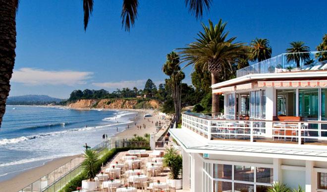 Побережья и пляжи Калифорнии. Санта-Барбара (Santa Barbara) - Американская Ривьера штата Калифорния