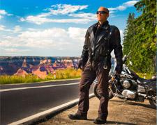 'Гранд-Каньон на Harley-Davidson!' - комбинированный авиатур из Лас-Вегаса в Гранд-Каньон с туром на мотоциклах с гидом по Южному склону Каньона