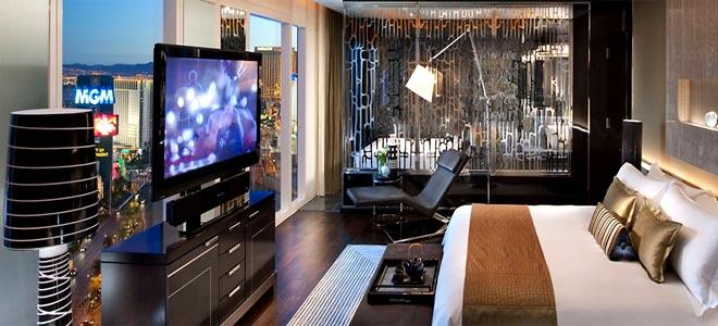Отель 'Mandarin Oriental at CityCenter Las Vegas' (Мандарин Ориенталь Лас-Вегас) 5*+ - цены на отели Лас-Вегаса от туроператора по США 'COSMOPOLITAN TRAVEL' ('КОСМОПОЛИТЕН ТРЕВЕЛ')