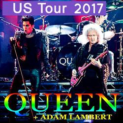 Купить онлайн билеты на концерты 'Queen' и Адама Ламберта (Queen + Adam Lambert) в Лас-Вегасе! Queen + Adam Lambert Tickets buy online!