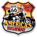 Аренда мотоциклов, самостоятельные и групповые туры по США на Харлее (Harley-Davidson)!