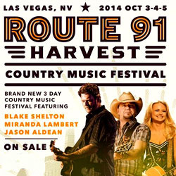������ ������ ������ �� 1-�� ��������� ������ ������ � ���-������ 3-5 ������� 2014! Route 91 Harvest Country Music Festival in Las Vegas October 3-5 2014 Tickets Buy Online! Purchase Event Tickets!