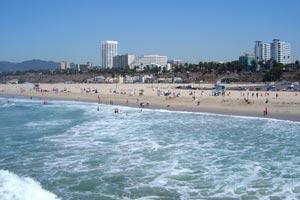 Санта-Моника (Santa Monica), штат Калифорния, - Американская Ривьера