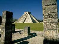 Чичен-Ица (Chichen Itza)- самый крупный археологический центр культуры майя. Экскурсии в Канкуне и на Ривьера Майя.