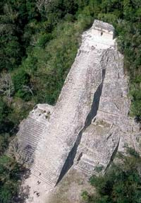 Коба (Coba) - древний город майя, религиозный центр. Экскурсии в Канкуне и на Ривьера Майя.