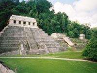Паленке (Palenque) - археологический центр, самый крупный административный и религиозный центром в период расцвета культуры майя. Экскурсии в Канкуне и на Ривьера Майя.