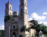 Вальядолид (Valladolid) - колоритный колониального город содними из первых христианских сооружений Юкатана. Экскурсии в Канкуне и на Ривьера Майя.