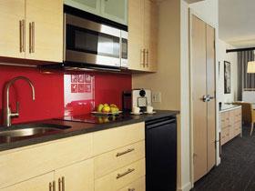 hotel kitchenettes victoria