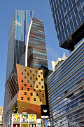 The Westin New York at Times Square, популярные отели 4* - 5* Нью-Йорка, США