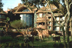Disney's Animal Kingdom Lodge - Walt Disney World Resort - Орландо, штат Флорида, США (Orlando, Florida, USA)