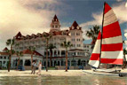 Disney's Grand Floridian Resort & Spa - Walt Disney World Resort - Орландо, штат Флорида, США (Orlando, Florida, USA)