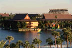 Disney's Polynesian Resort - Walt Disney World Resort - Орландо, штат Флорида, США (Orlando, Florida, USA)