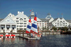 Disney's Yacht Club Resort - Walt Disney World Resort - Орландо, штат Флорида, США (Orlando, Florida, USA)