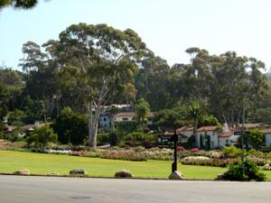 Санта-Барбара (Santa Barbara), штат Калифорния, - Американская Ривьера